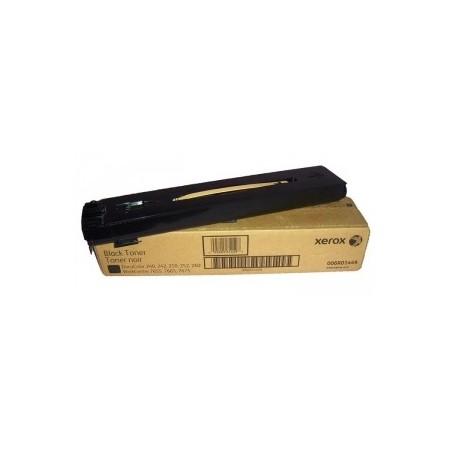 Toner originale Nero  Xerox Docucolor 240/42/50/52/60 WC 7655/65/75 7755/65 7775