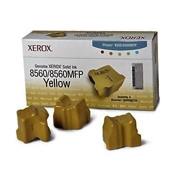 2 STICK cera giallo xerox Phaser CQ 8560