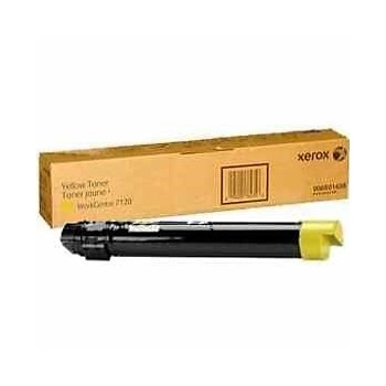 Toner originale Giallo Xerox WC 7120 7125 7220 7225