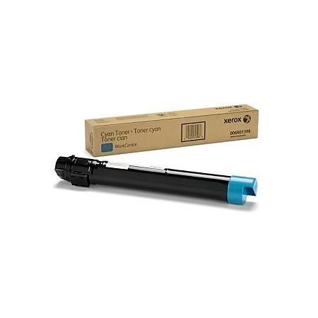 Toner Originale ciano Xerox 7525/30/35/45/56 7830/35/40/55 7970