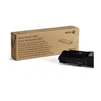 Toner originale Nero Xerox Phaser 6600 WC 6605