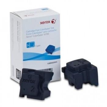 2 STICK cera ciano xerox Phaser CQ 8700