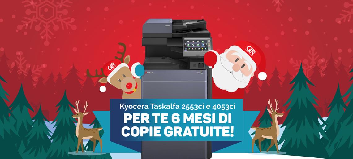 Kyocera Taskalfa 2553ci e 4053ci