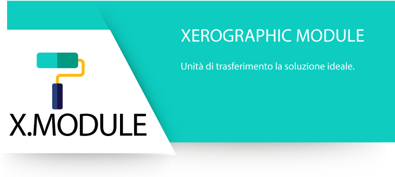 Categoria Xerographic Module / Unitò di trasferimento