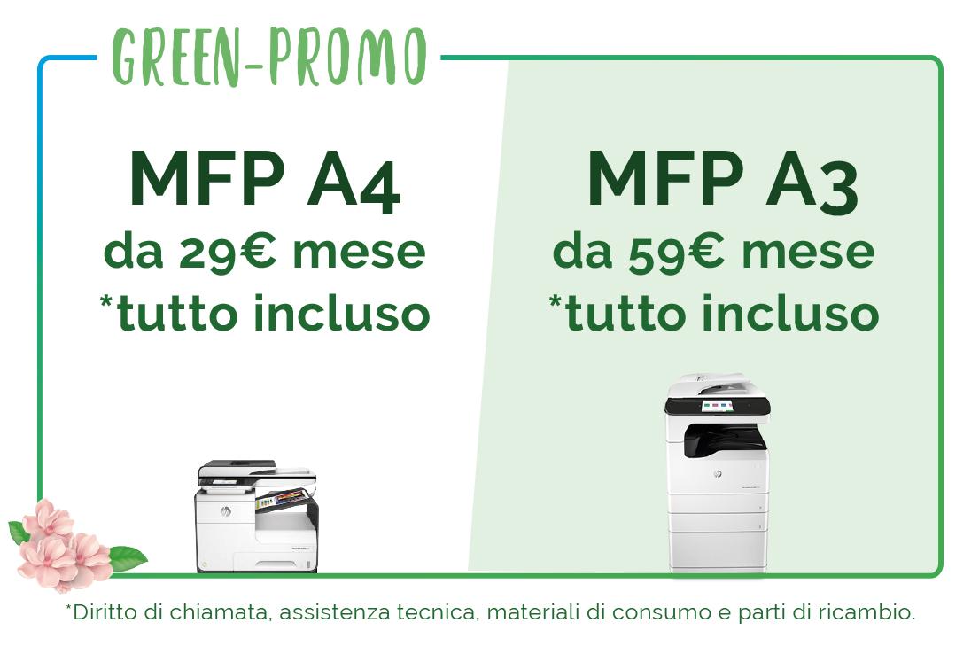 Green Promo HP