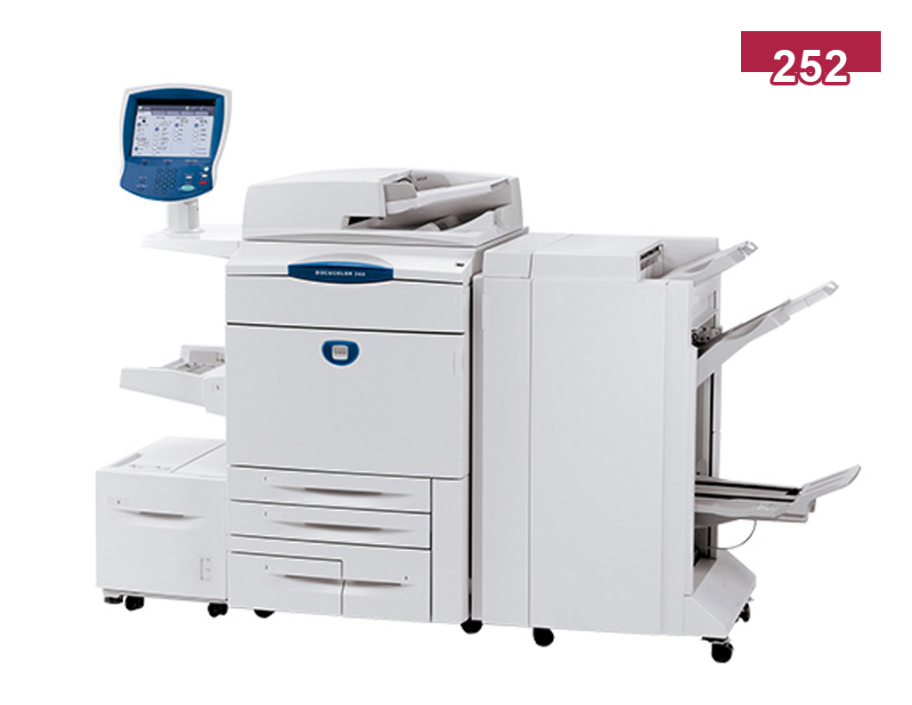 Xerox workcentre 252