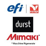 Vutek - Durst - Mimaki